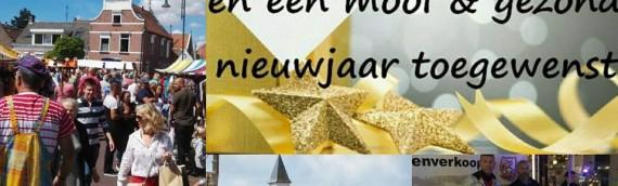Fijne Feestdagen & een Gezond en Gelukkig Nieuwjaar