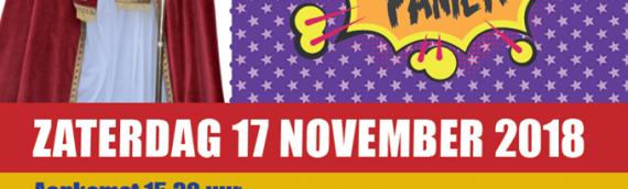 Intocht Sinterklaas 17-11-2018