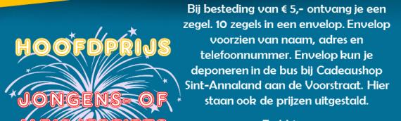 Winnaars Winkelweekactie 2018